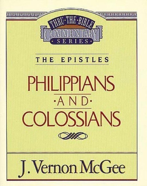 Thru the Bible Vol. 48: The Epistles (Philippians / Colossians) als Taschenbuch
