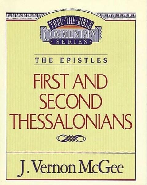 Thru the Bible Vol. 49: The Epistles (1 and 2 Thessalonians) als Taschenbuch