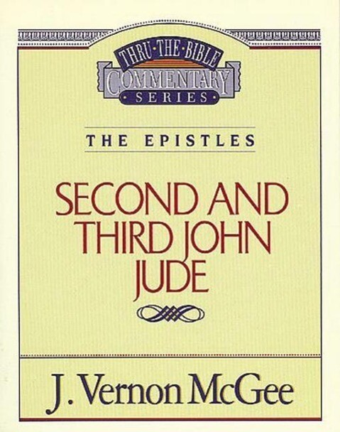 The Epistles: Second and Third John, Jude als Taschenbuch
