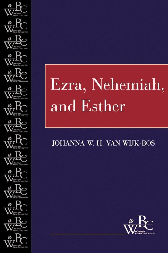 Ezra, Nehemiah, and Esther als Taschenbuch