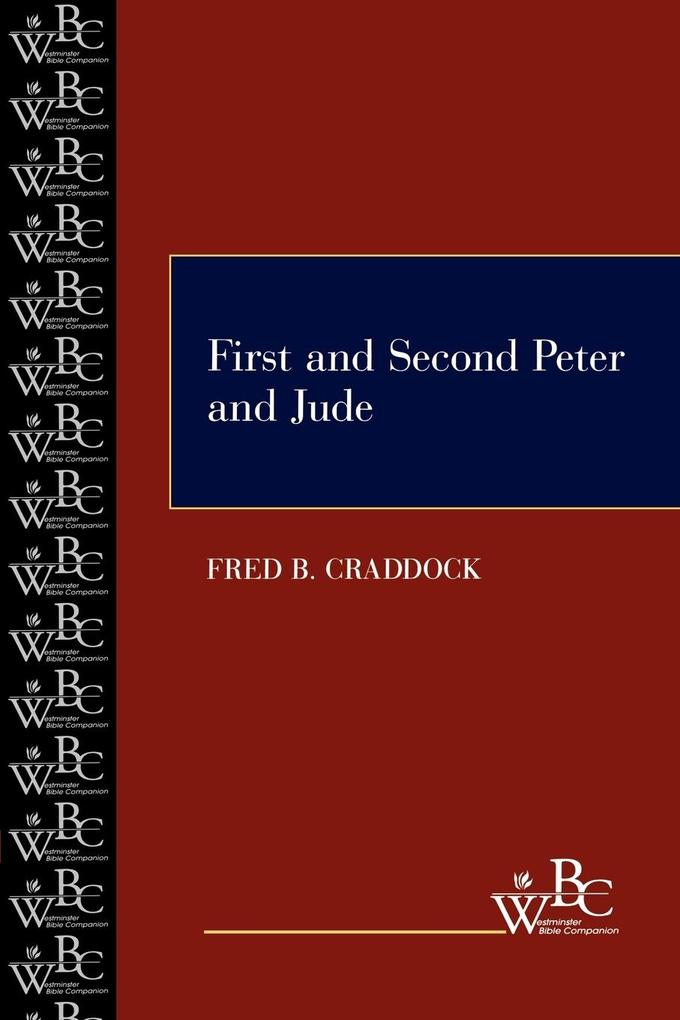 First and Second Peter and Jude als Taschenbuch
