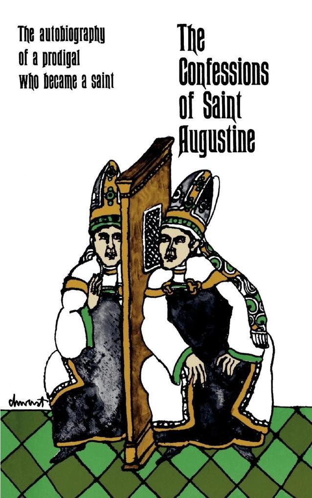 Confessions of Saint Augustine als Taschenbuch