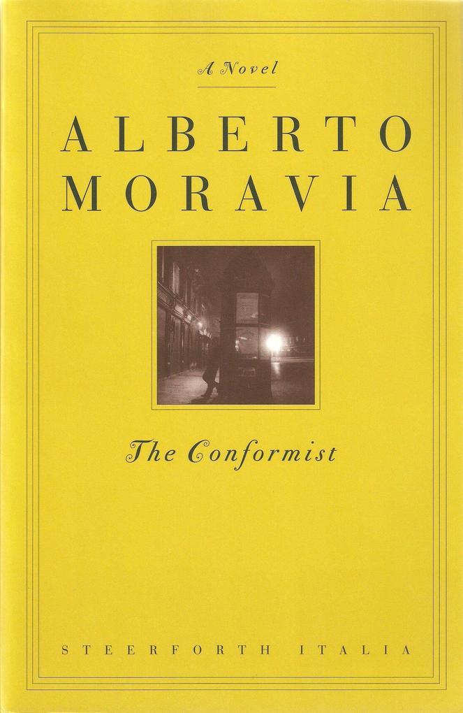 The Conformist als Taschenbuch