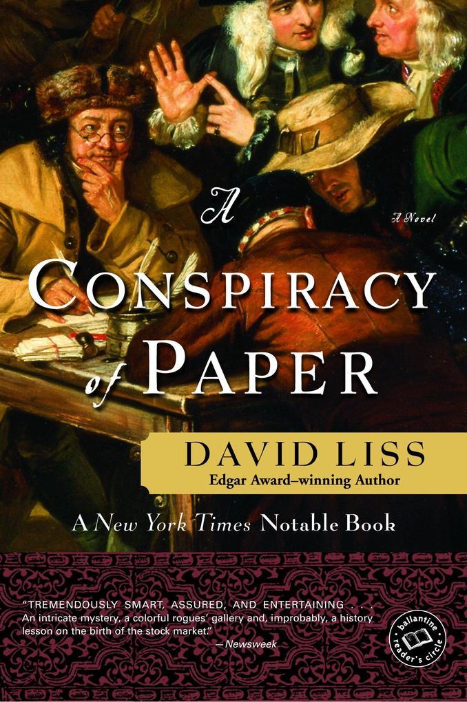 A Conspiracy of Paper als Taschenbuch