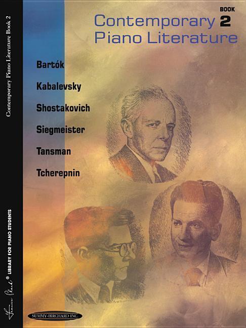 Contemporary Piano Literature als Taschenbuch