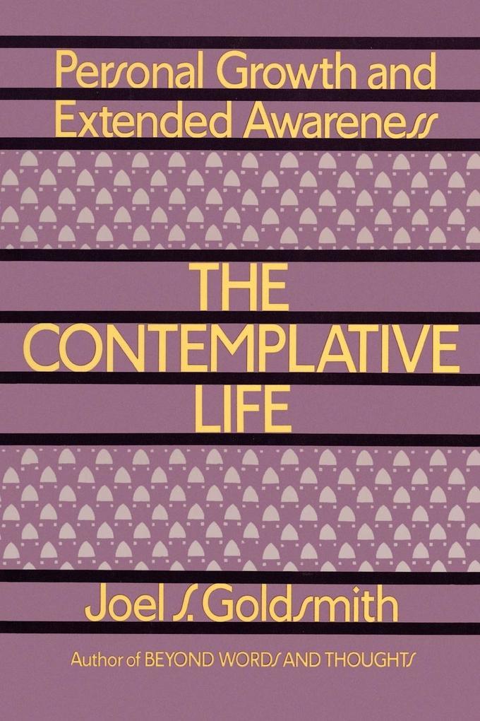 The Contemplative Life als Taschenbuch