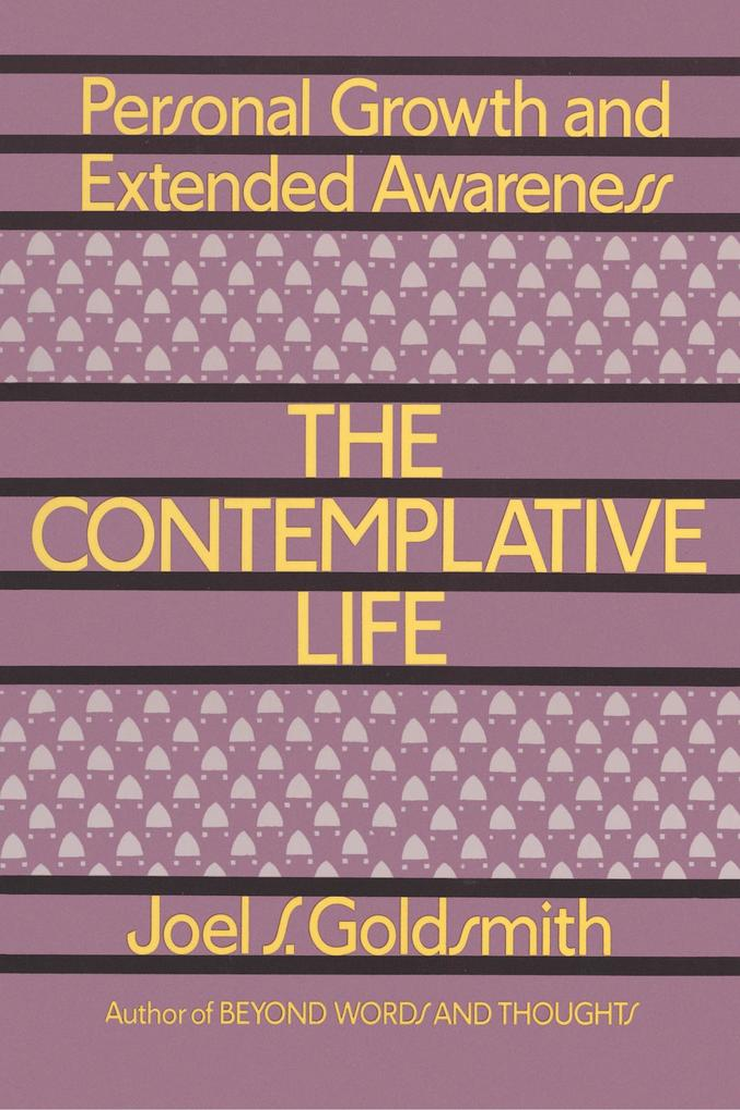 The Contemplative Life als Buch