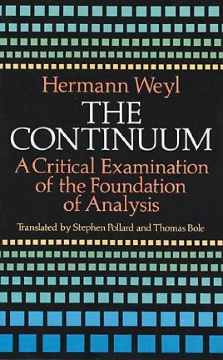 The Continuum als Taschenbuch