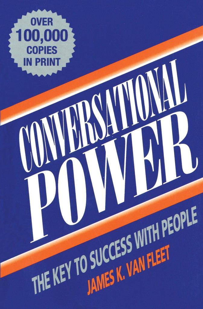 Conversational Power als Taschenbuch