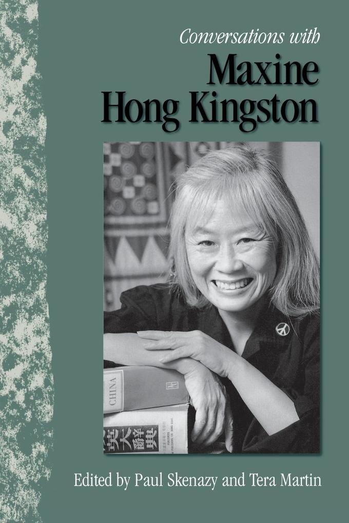 Conversations with Maxine Hong Kingston als Taschenbuch