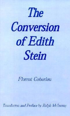 The Conversion of Edith Stein als Buch