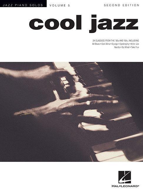 Cool Jazz: Jazz Piano Solos Series Volume 5 als Taschenbuch