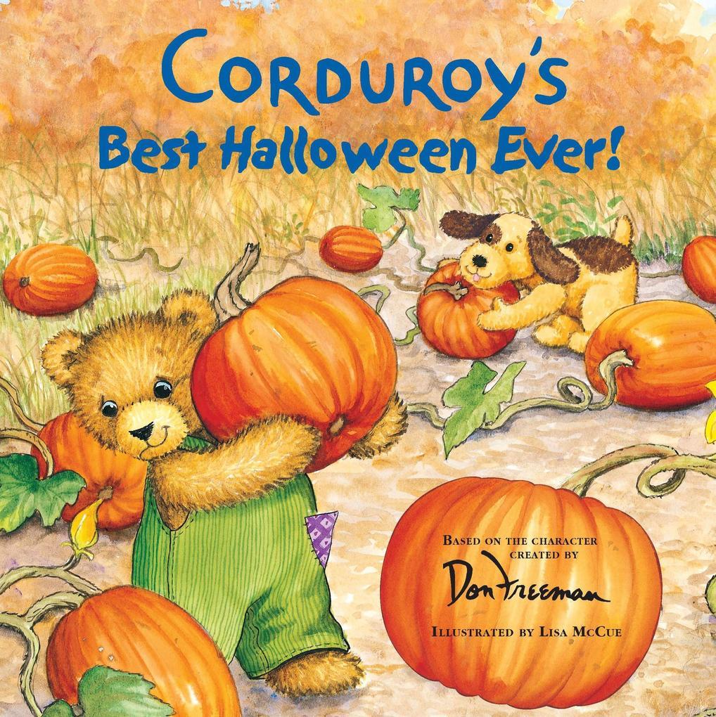 Corduroy's Best Halloween Ever! als Taschenbuch