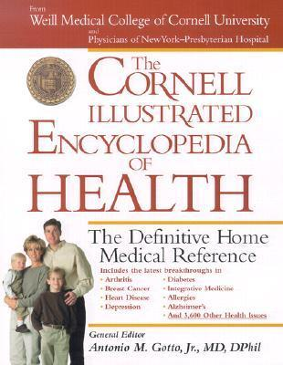 The Cornell Illustrated Encyclopedia of Health als Buch