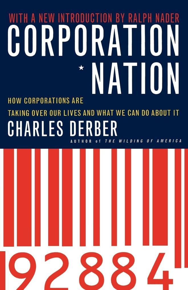 Corporation Nation als Taschenbuch
