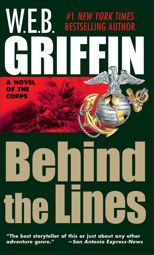 Behind the Lines als Taschenbuch