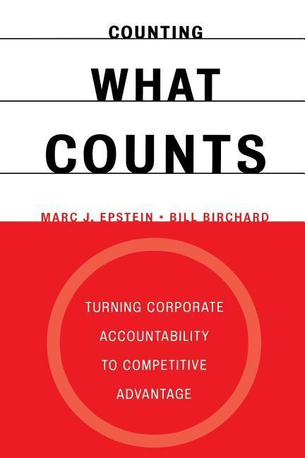 Counting What Counts als Taschenbuch