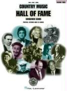 Country Music Hall of Fame - Volume 3 als Taschenbuch
