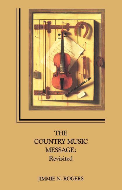 Country Music Message als Taschenbuch