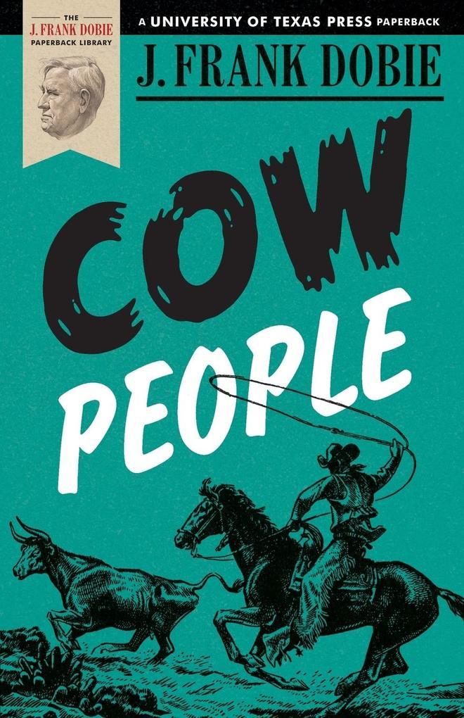 Cow People als Taschenbuch