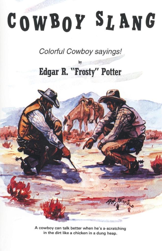 Cowboy Slang als Buch