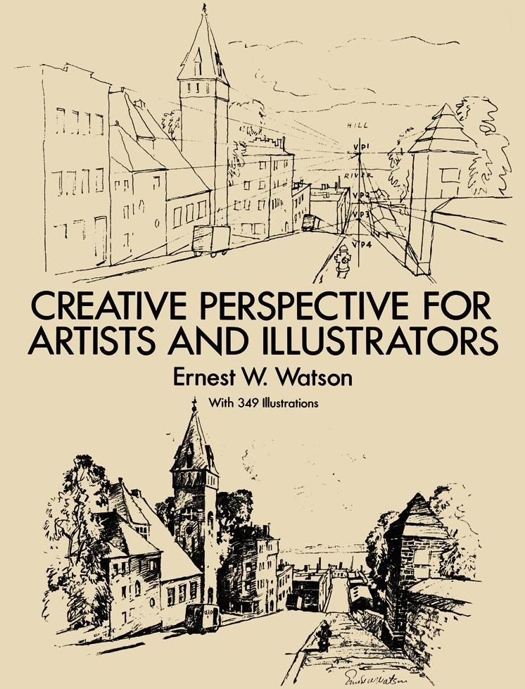 Creative Perspective for Artists and Illustrators als Taschenbuch