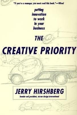 The Creative Priority als Taschenbuch