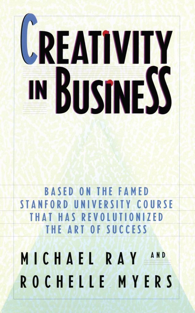 Creativity in Business als Taschenbuch