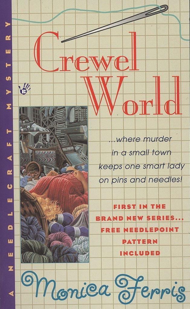 Crewel World als Taschenbuch