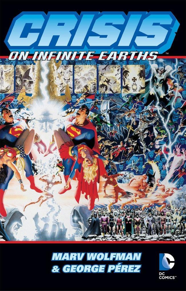 Crisis On Infinite Earths als Taschenbuch