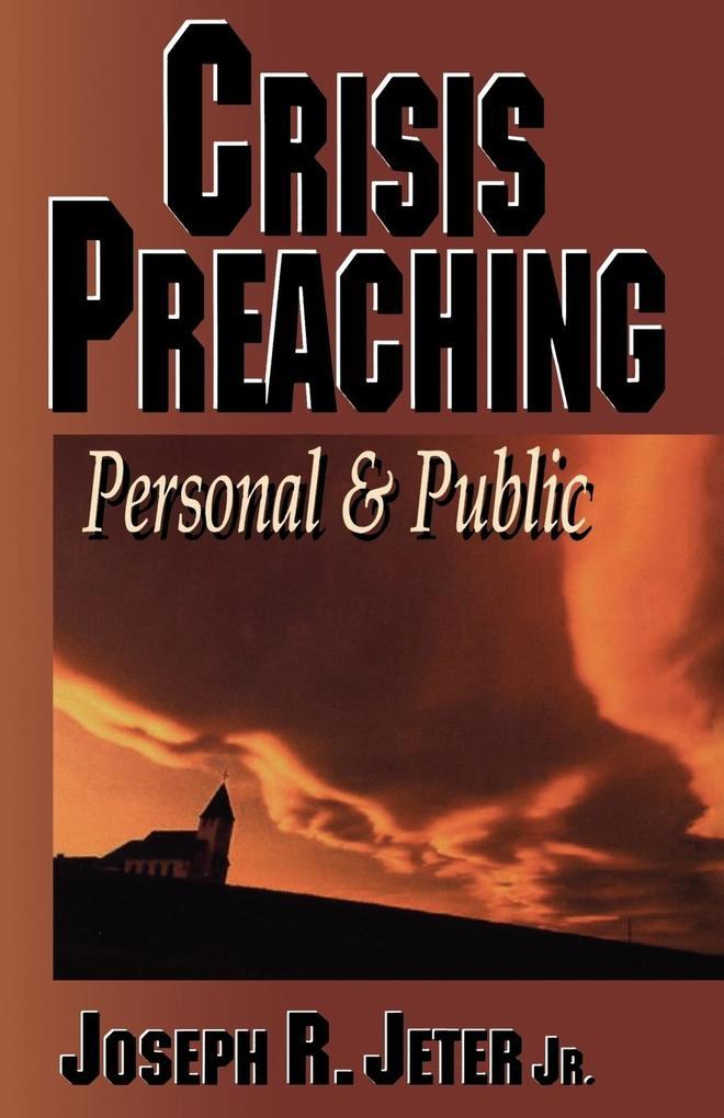 Crisis Preaching als Taschenbuch