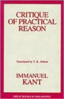 Critique of Practical Reason als Taschenbuch