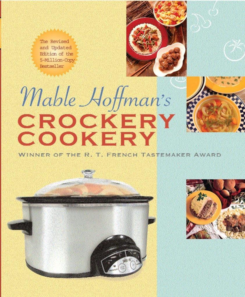 Crockery Cookery als Taschenbuch