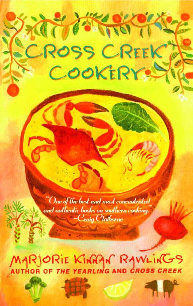 Cross Creek Cookery als Taschenbuch