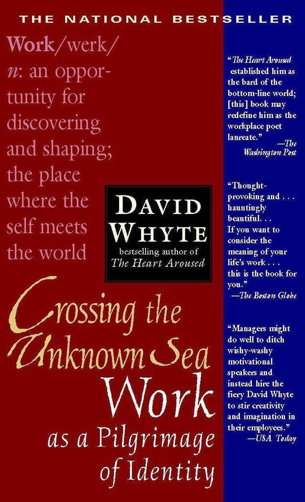 Crossing the Unknown Sea als Taschenbuch