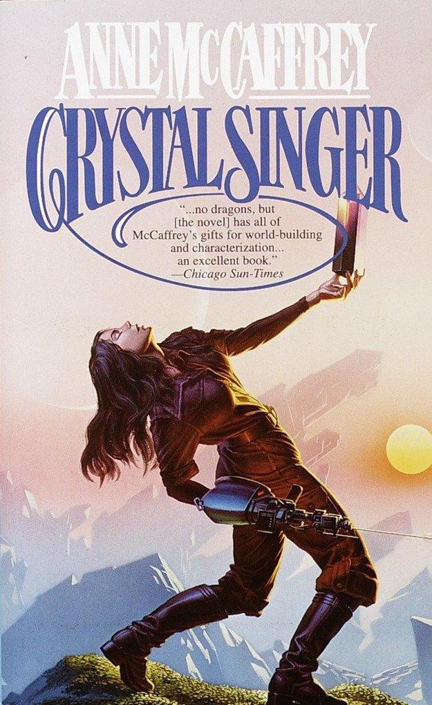 Crystal Singer als Taschenbuch