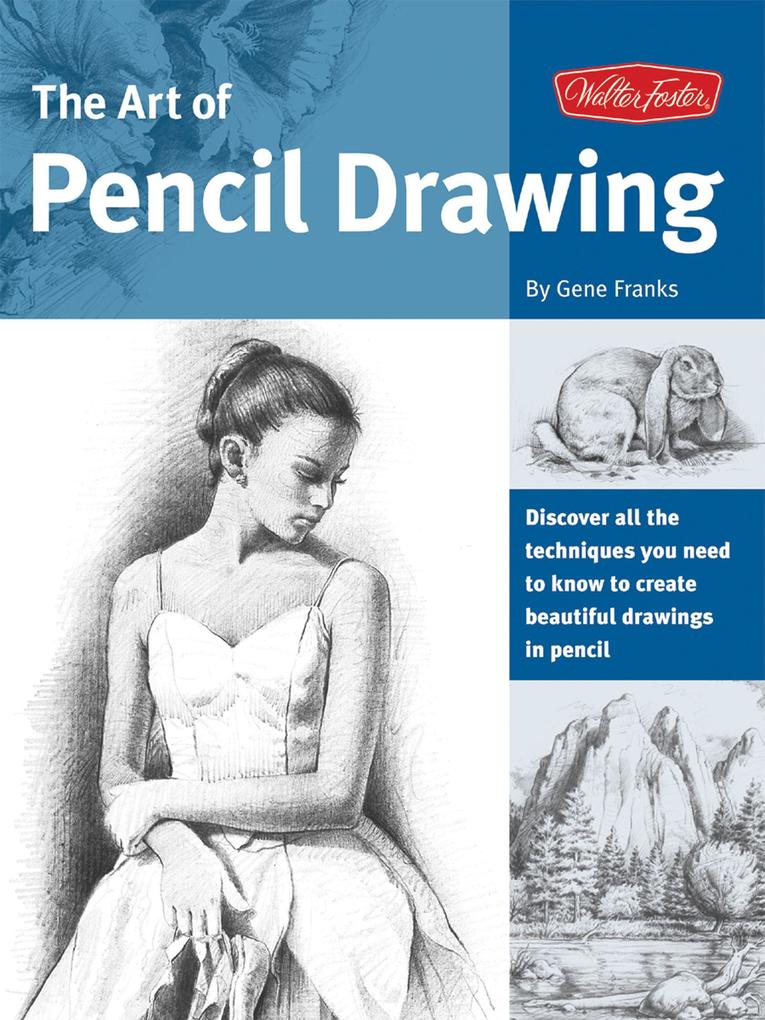 The Art of Pencil Drawing als Taschenbuch