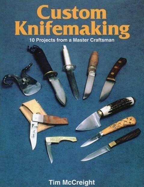Custom Knife-Making als Taschenbuch