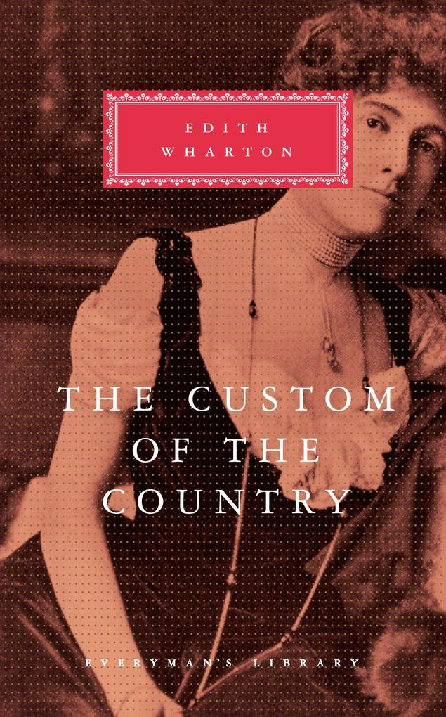 The Custom of the Country als Buch