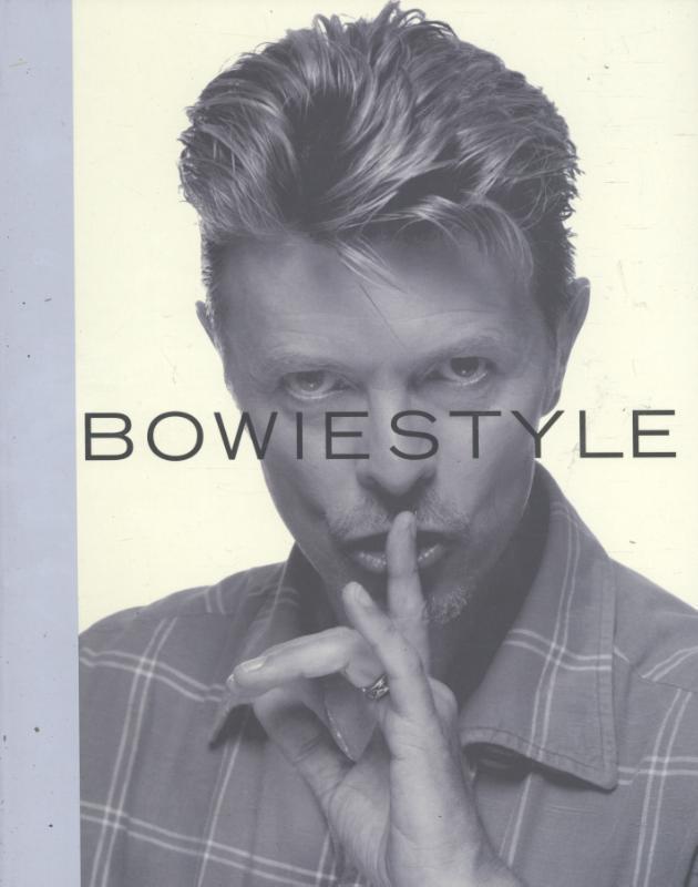 Bowie Style als Taschenbuch