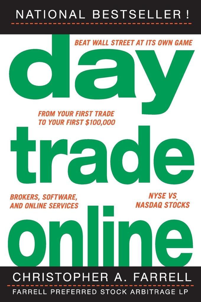 Day Trade Online als Taschenbuch