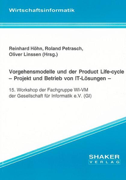 Vorgehensmodelle und der Product Life-cycle - P...