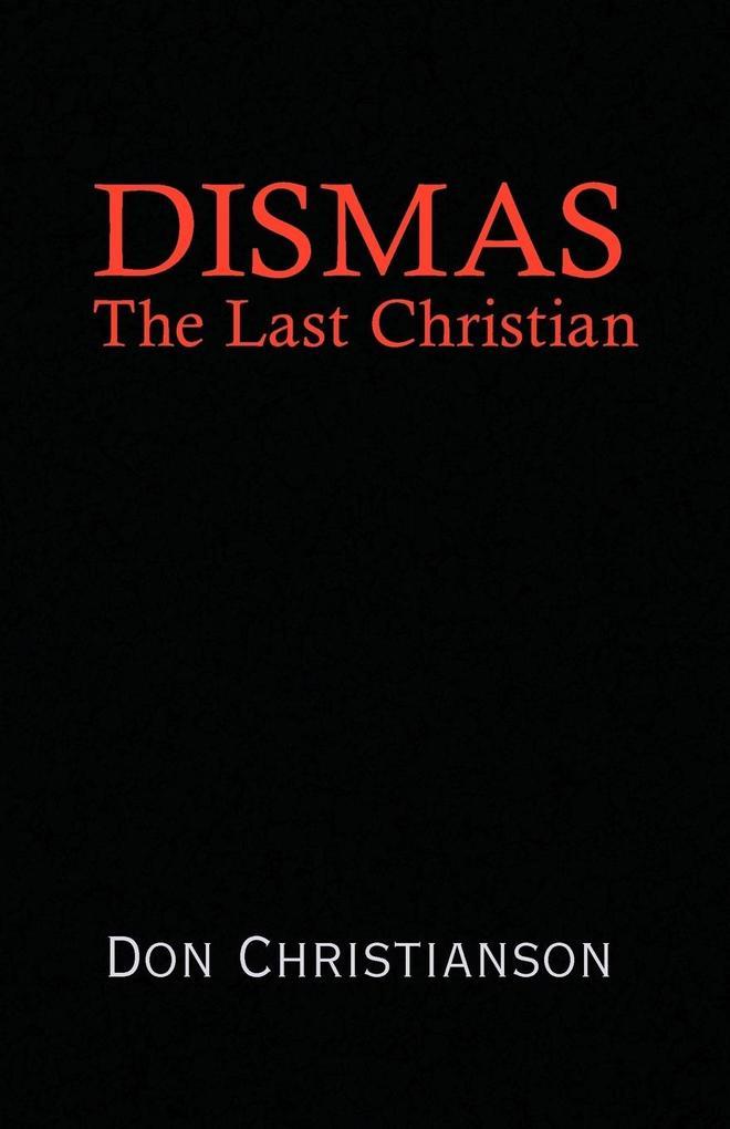 Dismas als Taschenbuch