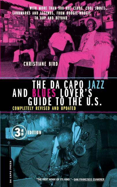 The Da Capo Jazz and Blues Lover's Guide to the U.S. als Taschenbuch