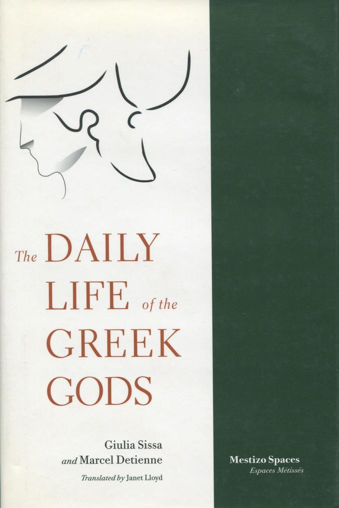 The Daily Life of the Greek Gods als Taschenbuch