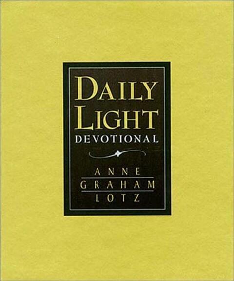 Daily Light Devotional als Buch