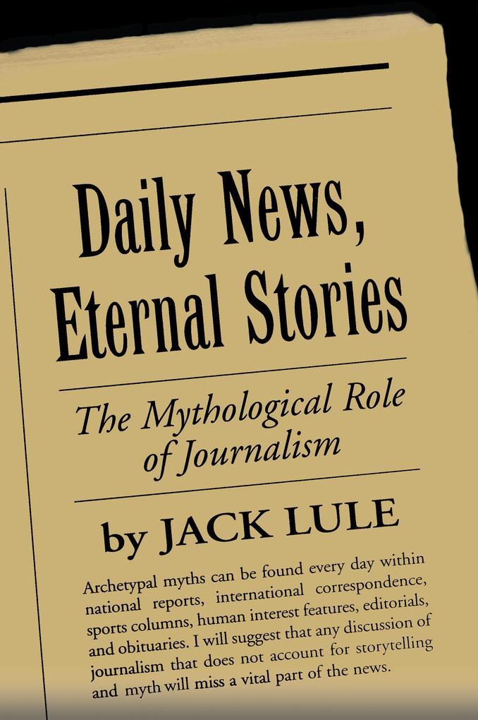 Daily News, Eternal Stories als Taschenbuch