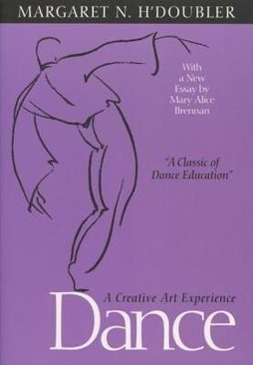Dance: A Creative Art Experience als Taschenbuch