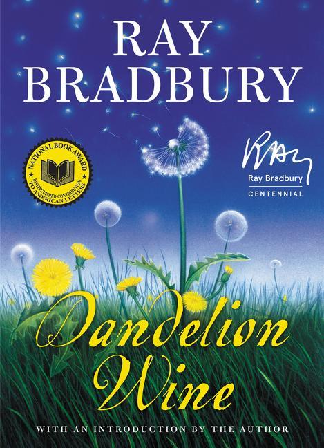 Dandelion Wine als Buch