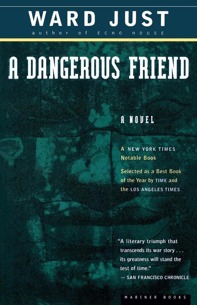 A Dangerous Friend als Taschenbuch